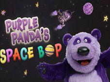Purple Pandas Space Bop
