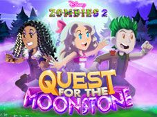 Quest For The Moonstone