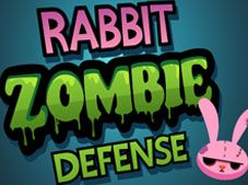 Rabbit Zombie Defense