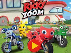 Ricky Zoom Junior Mechanic