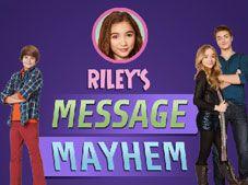 Rileys Message Mayhem