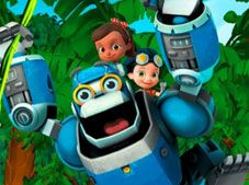 Rusty Rivets Jungle Rescue