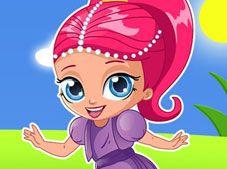 Shimmer Princess Jump