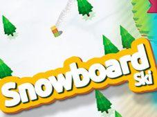 Snowboard Ski