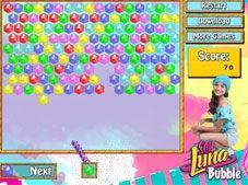 Soy Luna Bubble