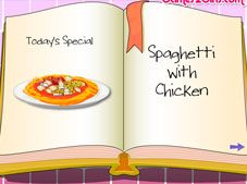 Spaghetti with Chicken