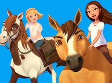 Spirit Riding Free Jigsaw Puzzle
