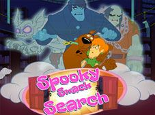 Spooky Snack Search