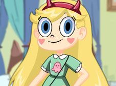 Star Butterfly Dress Up
