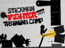 Stickman Fighter Training Camp