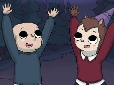 Summer Camp Island Tricks and Treats
