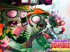 Tap and Click The Zombie Mania Deluxe
