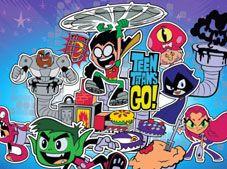 Teen Titans Go Action Arcade
