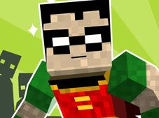 Teen Titans Go Minecraft