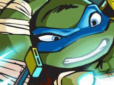 Teenage Mutant Ninja Turtles Hack Attack