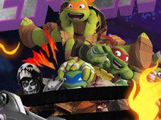 Teenage Mutant Ninja Turtles Speed Demon