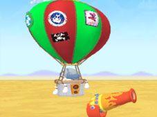 The Happos Family Balloon Ride