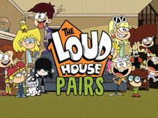 The Loud House Pairs