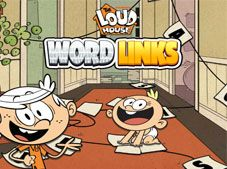 The Loud House Word Links