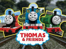 Thomas and Friends Jigsaw