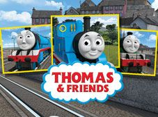 Thomas and Friends Puzzle Slider