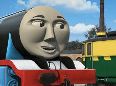 Thomas and Friends Spot the Difference