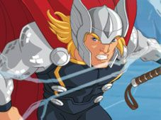 Thor Frost Giant Frenzy