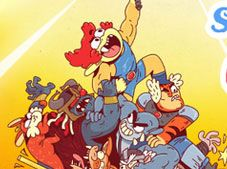 ThunderCats Roar CN Superhero Quiz