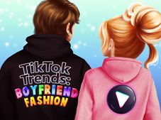 TikTok Trends Boyfriend Fashion