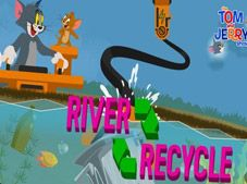 Tom and Jerry River Recycle