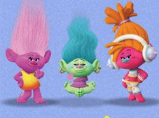 Trolls Games Fun