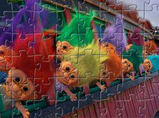 Trolls Puzzle