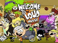 Welcome To The Loud House Game