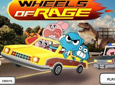 Wheels of Rage