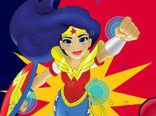 Wonder Woman Hidden Stars