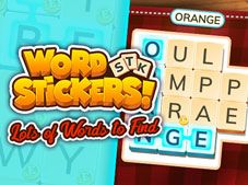 Word Stickers