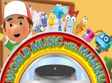 World Music with Handy Manny