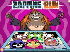 Zapping Run