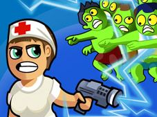 Zombie Royale io